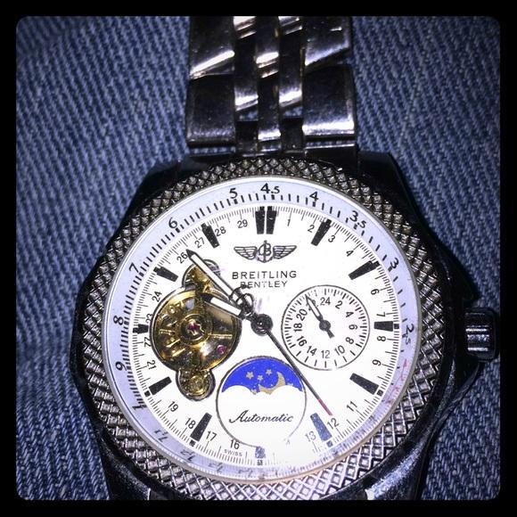 Breitling Bentley Watches >> Breitling Bentley Watch